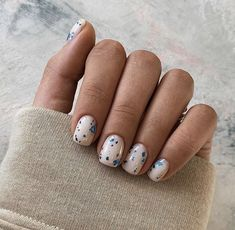 Suitable For Everyday Natural Nails Ideas – Nail And Love Nail Manicure, Diy Nails, Glitter Nails, Cute Nails, Minimalist Nails, Stylish Nails, Trendy Nails, Perfect Nails, Gorgeous Nails