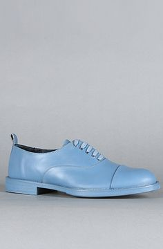 Swear The Chaplin 1 Shoe in Blue Spray