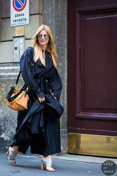 Milan Men's SS 2017 Street Style: Ada Kokosar