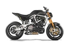 Franzgarage Buell - The Bike Shed Street Fighter Motorcycle, Motorcycle Clubs, Motorcycle Outfit, Motorcycle Design, Buell Motorcycles, Custom Motorcycles, Custom Bikes, Custom Cars, Bike Garage