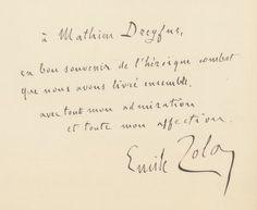 « La vérité, qui est une, a l'éternité pour elle » (Zola, lettre à Loubet, 1900)