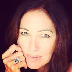 Cindy in my rings!@ www.acompton.com Spiritual Jewelry, Class Ring, Fine Jewelry, Rings, Fashion, Fashion Styles, Ring, Fashion Illustrations, Trendy Fashion