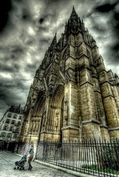HDR photography - Paris, France. Love this and would love to learn how to do this someday.
