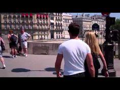 YouTube - David Gandy for El Palacio de Hierro - making of.. omg his funny faces!