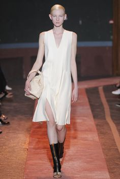 Sfilata Cedric Charlier #Paris - #Collezioni Primavera Estate 2014 - #Vogue #pfw #ss2014 #CedricCharlier
