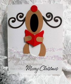 46 New Ideas For Funny Christmas Art Xmas Cards Homemade Christmas Cards, Noel Christmas, Homemade Cards, Handmade Christmas, Reindeer Christmas, Funny Christmas, Christmas Ecards, Christmas Card Ideas With Kids, Christmas Punch