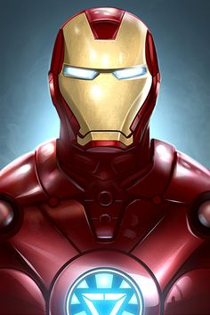 IronMan psd included by TheFearMaster.