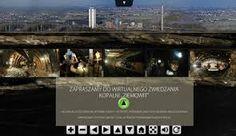 """Kopalnia Węgla Kamiennego """"Ziemowit"""": wirtualna wycieczka, przyroda i geografia"""