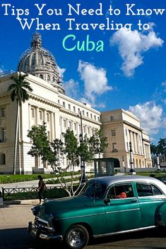 From flights to visas to safety to hotels. Everything Americans need to know for the first trip to Cuba.