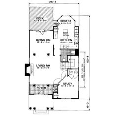 This european design floor plan is 2000 sq ft and has 3 bedrooms and has bathrooms. European Fashion, European Style, Building Plans, House Plans, Floor Plans, House Design, Flooring, How To Plan, Baths