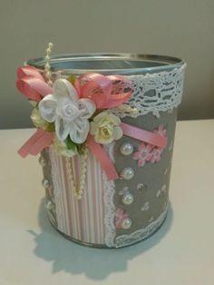 latas decoradas7                                                                                                                                                                                 Más