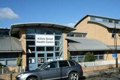 Killick Street Health Centre 75 Killick Street N1 9RH Centre, Street, Health, Health Care, Walkway, Salud