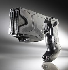 TASER X2 dual-shot Conducted Electrical Weapon (CEW) with TASER CAM HD recorder. This is one amazing device. http://www.marketwire.com/press-release/taser-introduces-new-taser-x2-electronic-control-device-ecd-with-second-shot-capability-nasdaq-tasr-1504630.htm