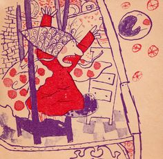 The Teeny Tiny Woman - written & illustrated by Margot Zemach (1965).