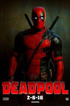 Deadpool [2016] [Dvdrip - 720p -1080p] Latino - CineFire.Tk