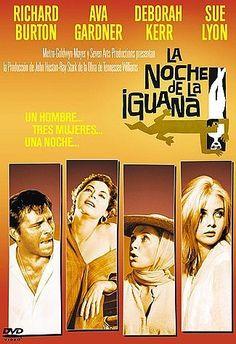 La noche de la iguana (1964) EEUU. Dir: John Huston. Drama. Relixión. Sexualidade. Alcoholismo - DVD CINE 943