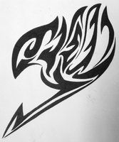 1000 images about fairy tail logo on pinterest doing for Fairy tail symbol tattoo