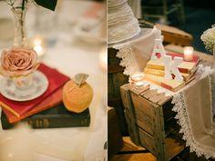 Ontario Vintage Handmade Wedding