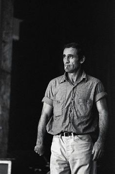 Neal Cassady, super crazy and mean, drug addicted, yet revolutionary..