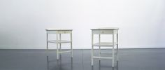 Carl Malmsten, Bedsides tables, Bodafors, SOLD TO BELGIUM