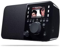 Logitech Squeezebox Radio schwarz - 124€