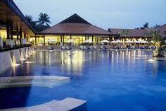club med bintan island - Google Search Bintan Island, Travel Rewards, Tropical Garden, East Coast, Mansions, House Styles, City, Beach, Places
