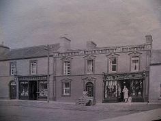 Bernard Scanlon's shop Ballygar Ireland, Louvre, Painting, Shopping, Painting Art, Paintings, Irish, Painted Canvas, Drawings