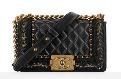 3e9132354233 Chanel Fall Winter 2016 Act 2 Bag Collection - Front Row Only