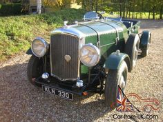 Bentley Mk VI Special Photo Antique Cars, Vintage Cars
