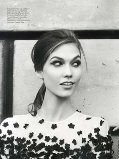 British Vogue - An American in Paris