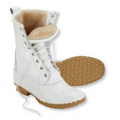 """Rank & Style - L. L. Bean Women's Bean Boots, 10"""" Shearling-Lined #rankandstyle"""