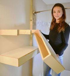 13 Phenomenal Woodworking Shop Cabinets Stunning Ideas.Woodworking Projects Diy Pallet Ideas Woodworking Ideas To Sell, Woodworking Shop Layout, Router Woodworking, Woodworking Workshop, Cnc Router, Floating Shelves Bedroom, Wood Floating Shelves, Diy Tutorial, Router Projects