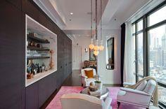 Make your home bar comfortable  #homedecorideas #luxuryhomes #bardesign