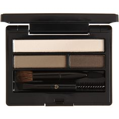 Clé de Peau Beauté Eyebrow & Eyeliner Compact (€64) ❤ liked on Polyvore featuring beauty products, makeup, eye makeup, beauty, colorless, brow makeup, eyebrow cosmetics, eyebrow makeup and eye brow makeup