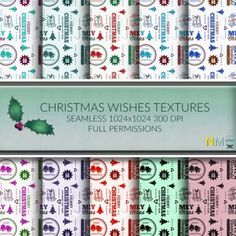 https://marketplace.secondlife.com/p/Christmas-Wishes-Full-Perm-Textures-Seamless-nessmarket/10510998