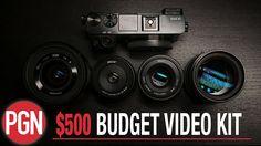 A $500 Budget Camera