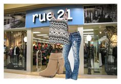 """""""Luv rue 21:)"""" by amhsoftballqueen ❤ liked on Polyvore"""