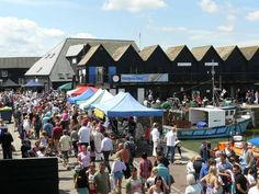 Delicious treats await you at Whitstable's Oyster Festival