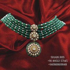 Silver Jewellery Indian, Silver Jewelry, Sterling Jewelry, Diamond Jewelry, Stone Jewelry, Beaded Jewelry, Beaded Necklace, Latest Jewellery, Fancy Jewellery