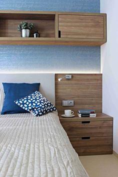 Moderní ložnice inspirace - Soukromý byt Brno - Žabovřesky | Favi.cz