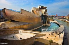 04-13 Guggenheim Museum by Frank Gehry architect and…... #bilbao: 04-13 Guggenheim Museum by Frank Gehry architect and…… #bilbao