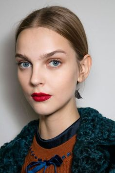THE BEST MAKEUP TRENDS FOR FALL 2016