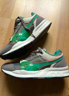 Schnäppchen für Sneaker-Liebhaber auf #Kleiderkreisel http://www.kleiderkreisel.de/damenschuhe/turnschuhe/118408222-puma-trinomic-xt-1-sneakers-in-graugrau