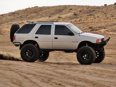 Isuzu Rodeo. Goal Accomplished. Now to Bug It Out!
