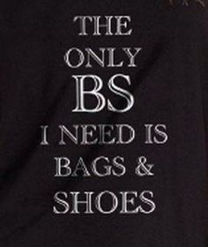 The only BS I need....