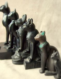 Statues of Bastet, Egypt