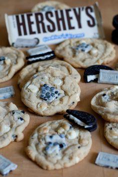 Cookies 'n' Cream Cookies » With Sprinkles on Top