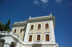 Bordighera, Liguria, Italy: Villa Regina Margherita