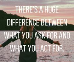 Click the link to learn HOW to act for what you want!