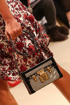 Louis Vuitton Petite Malle - Fall Winter 2014 Collection